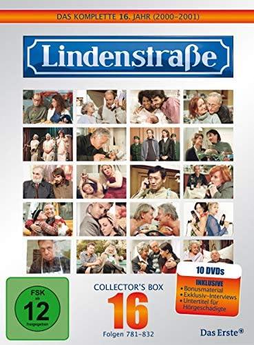 Lindenstraße Das komplette 16. Jahr (10 DVDs)