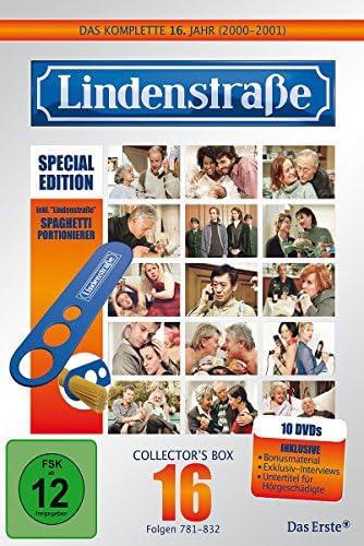 Lindenstraße Das komplette 16. Jahr (Ltd. Edition mit Spaghetti-Portionierer, 10 DVDs)