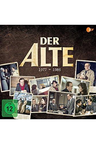 Der Alte 1977-1986 (39 DVDs)