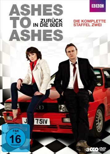 Ashes to Ashes: Zurück in die 80er Staffel 2 (3 DVDs)