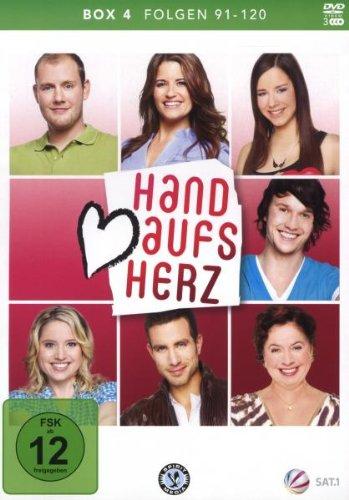 Hand aufs Herz Box 4: Folge 91-120 (3 DVDs)