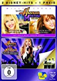 Hannah Montana - Der Film/Hannah Montana & Miley Cyrus - Best Of Both Worlds Concert (2 DVDs)