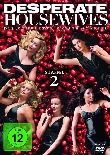 Desperate Housewives Staffel 2 (7 DVDs)