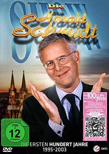 Die Harald Schmidt Show Die ersten 100 Jahre: 1995-2003 (7 DVDs)