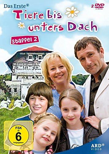 Tiere bis unters Dach Staffel 2 (2 DVDs)