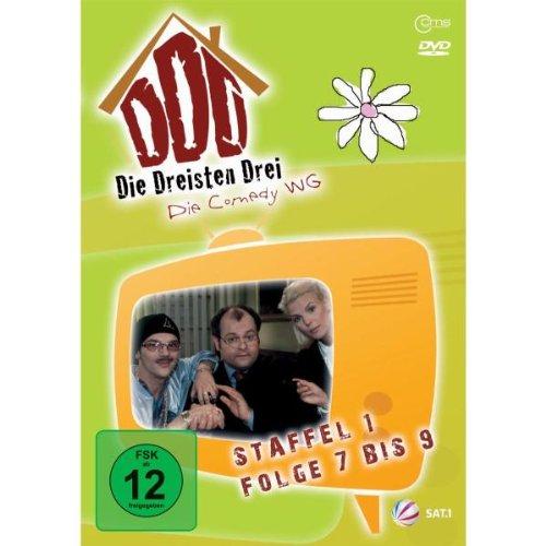 Die Dreisten Drei - Die Comedy WG: