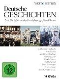 Deutsche Geschichten - Das 20. Jahrhundert in sieben großen Filmen (17 DVDs)