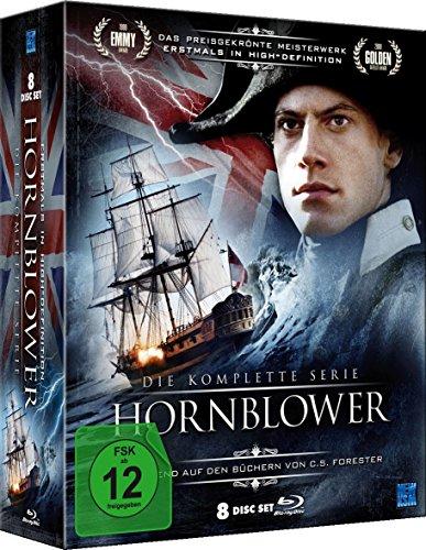 Hornblower Die komplette Serie [Blu-ray]