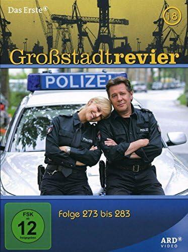Großstadtrevier Box 18, Staffel 23.1 (4 DVDs)