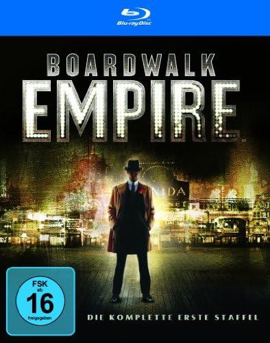 Boardwalk Empire Staffel 1 (Limitierte Erstauflage mit Fotobuch) [Blu-ray]
