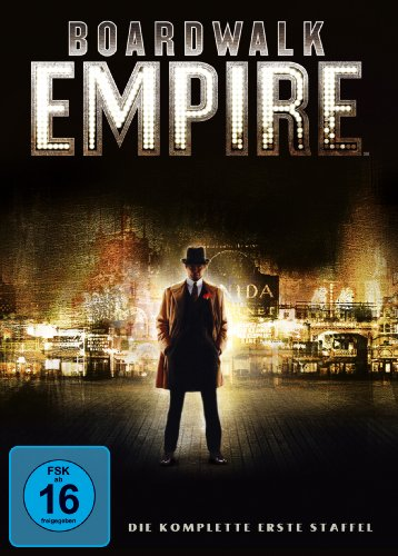 Boardwalk Empire Staffel 1 (Limitierte Erstauflage mit Fotobuch) (6 DVDs)