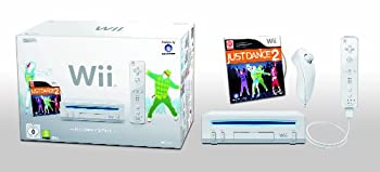 Wii Konsole inkl. Just Dance 2
