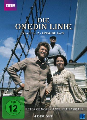 Die Onedin Linie Staffel 2 (4 DVDs)
