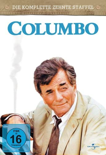 Columbo Staffel 10 (4 DVDs)