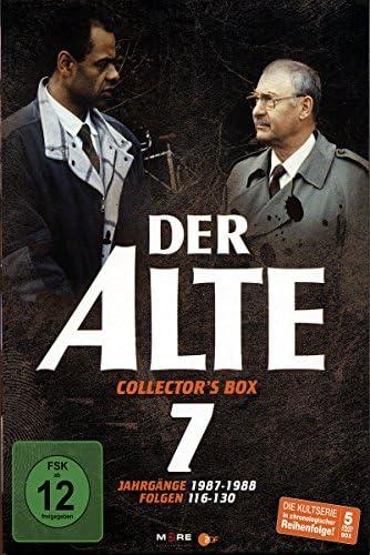 Der Alte Collector's Box Vol. 7, Folge 116-130 (5 DVDs)