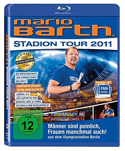 Mario Barth - Stadion Tour 2011/Männer sind peinlich, Frauen manchmal auch! [Blu-ray]