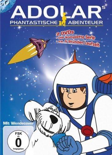 Adolars phantastische Abenteuer (Original DEFA-Synchonisation) (2 DVDs)
