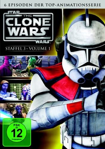 Star Wars - The Clone Wars: Staffel 3, Vol. 1