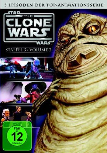 Star Wars - The Clone Wars: Staffel 3, Vol. 2