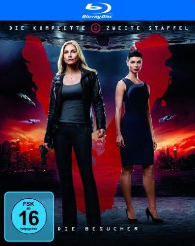 V - Die Besucher: Staffel 2 [Blu-ray]