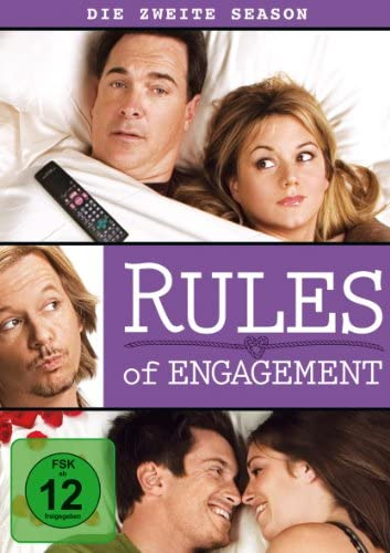 Rules of Engagement Season 2 (2 DVDs)