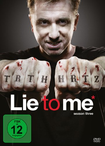 Lie to Me Season 3 (4 DVDs)