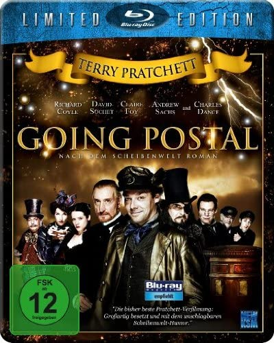Going Postal Metal-Pack (Limited Edition) [Blu-ray]