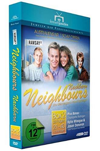 Nachbarn / Neighbours: Wie alles begann - Box 2 (4 DVDs)