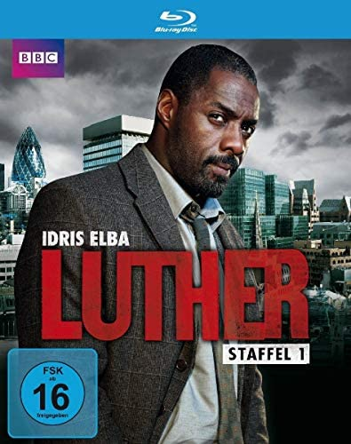 Luther Staffel 1 [Blu-ray]