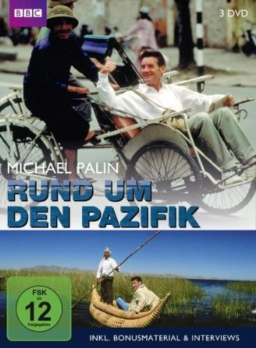 Michael Palin: Rund um den Pazifik