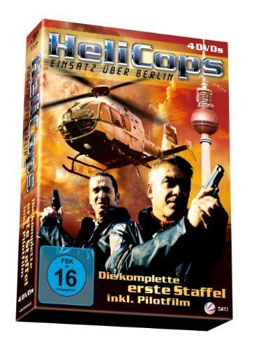 Helicops Staffel 1 (4 DVDs)