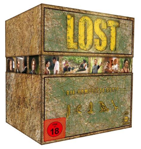 Lost Die komplette Serie [Blu-ray]