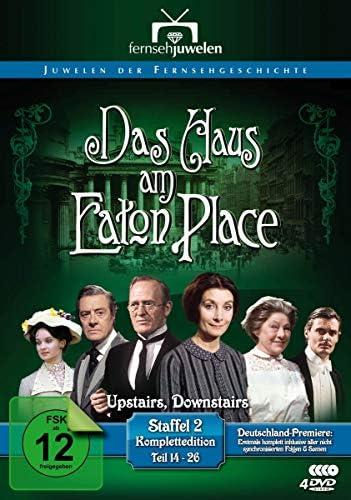 Das Haus am Eaton Place Staffel 2 (4 DVDs)