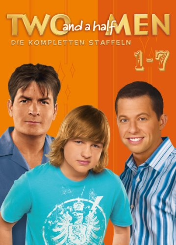 Two and a Half Men Staffeln 1-7 Superbox (27 DVDs)