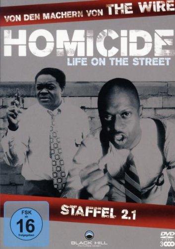 Homicide Life on the Street, Staffel 2, Teil 1 (3 DVDs)
