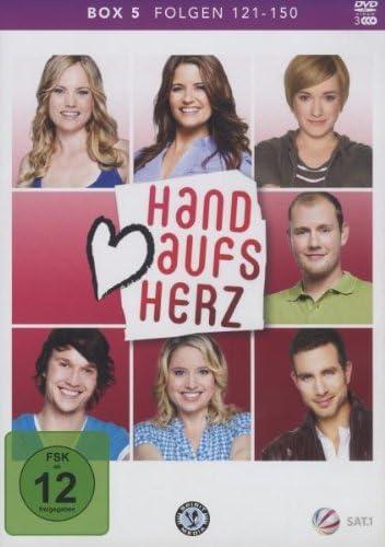 Hand aufs Herz Box 5: Folge 121-150 (3 DVDs)