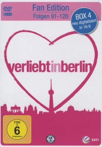 Verliebt in Berlin Fan Edition Box  4: Folgen 91-120 (3 DVDs)