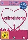 Verliebt in Berlin - Fan Edition Box  4: Folgen 91-120 (3 DVDs)