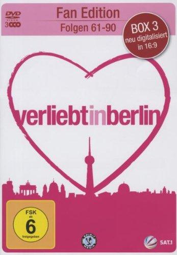 Verliebt in Berlin Fan Edition Box  3: Folgen 61-90 (3 DVDs)