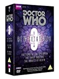 Doctor Who - Revisitations 3: The Tomb of the Cybermen / The Three Doctors / Robots of Death (5 DVDs)