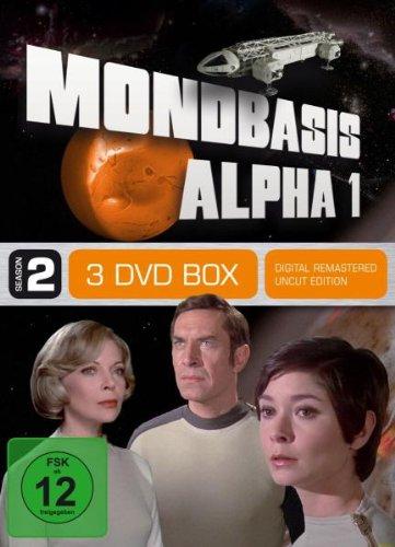 Mondbasis Alpha 1 Vols. 4-6 (3 DVDs)