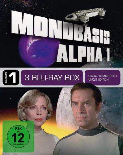 Mondbasis Alpha 1 Staffel 1 [Blu-ray]