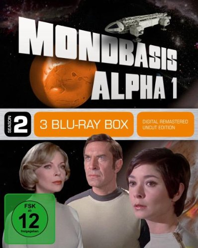 Mondbasis Alpha 1 Staffel 2 [Blu-ray]