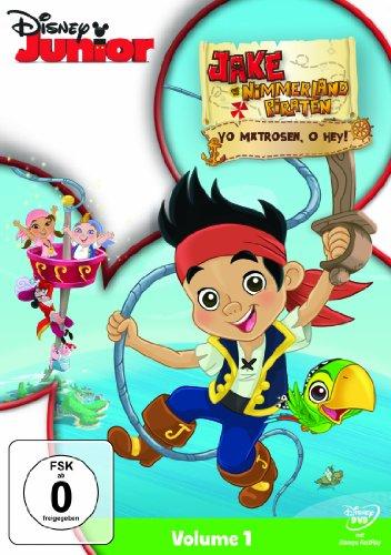 Jake und die Nimmerland Piraten, Vol. 1: Yo Matrosen, o hey!