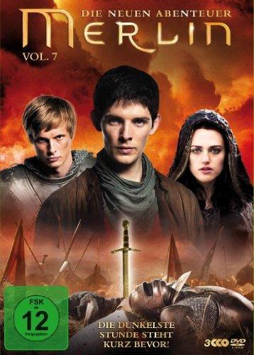 Merlin - Die neuen Abenteuer, Vol. 7 (3 DVDs)