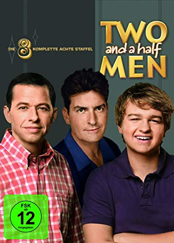 Two and a Half Men Staffel  8 (2 DVDs)