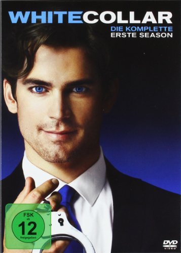 White Collar Staffel 1 (4 DVDs)