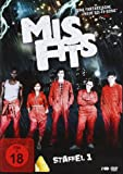 Misfits - Staffel 1 (2 DVDs)