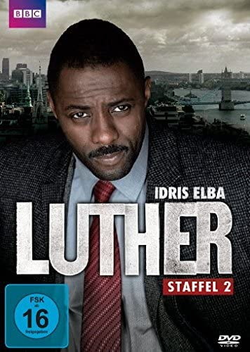 Luther Staffel 2 (2 DVDs)