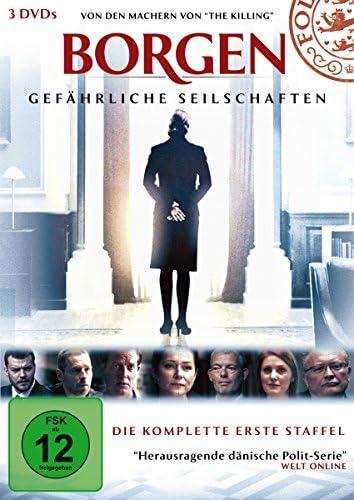 Borgen  /  Gefährliche Seilschaften Staffel 1 (3 DVDs)